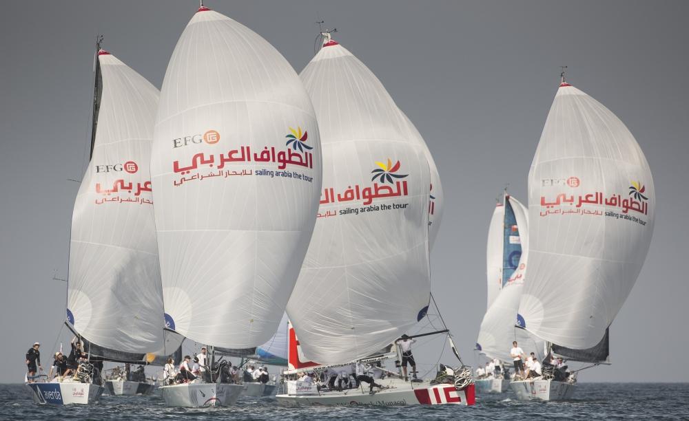 Sailing Arabia 06