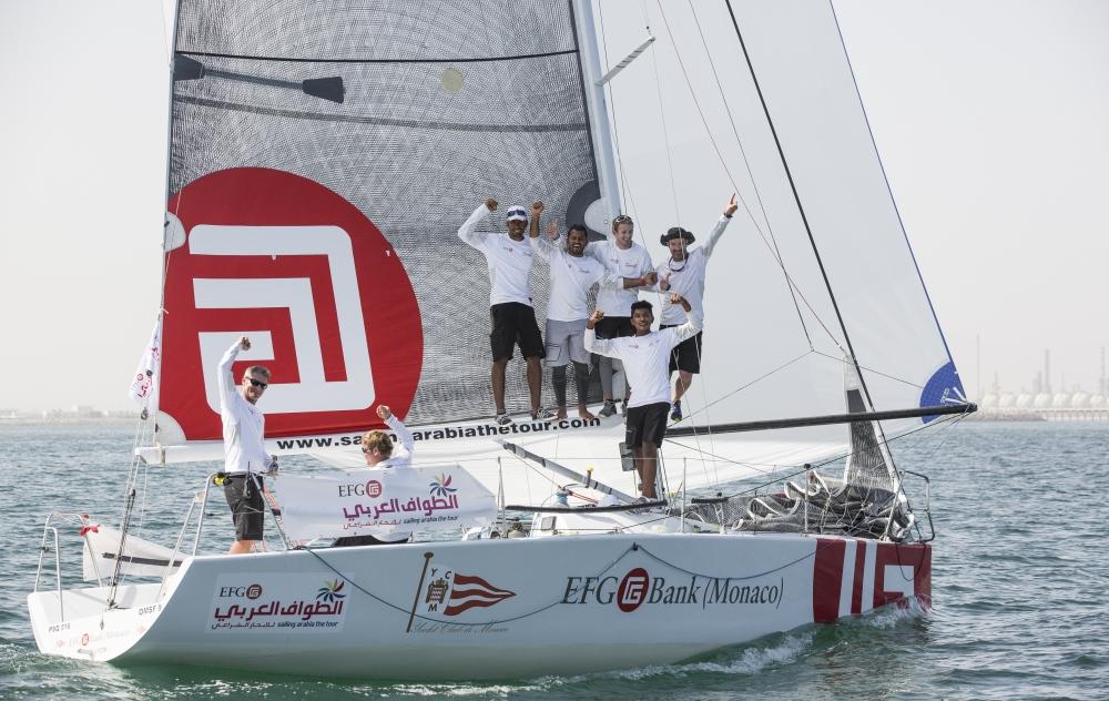 Sailing Arabia 12