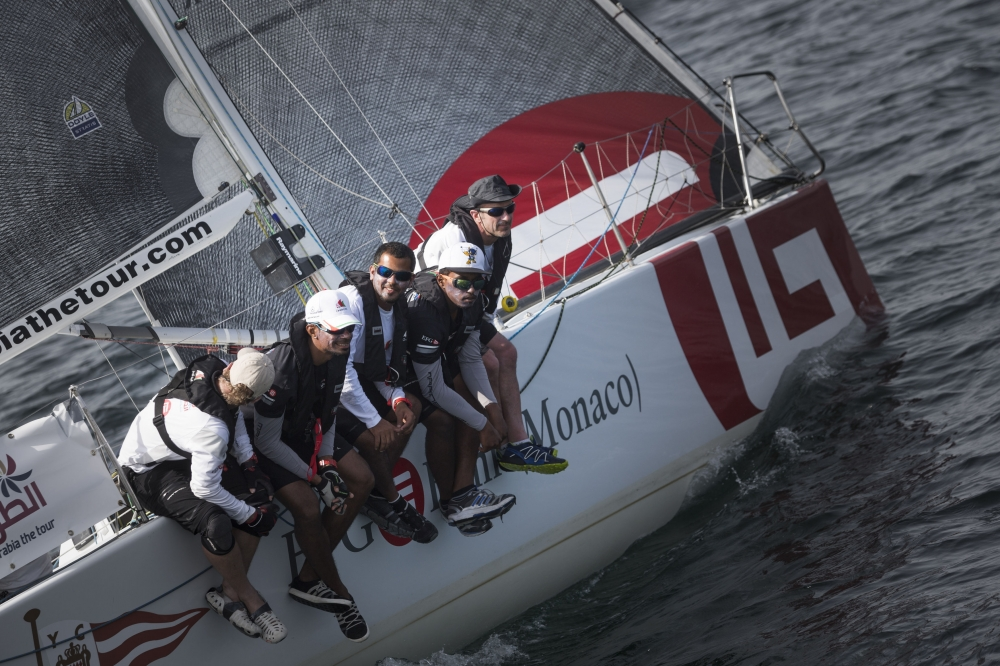 Sailing Arabia 22
