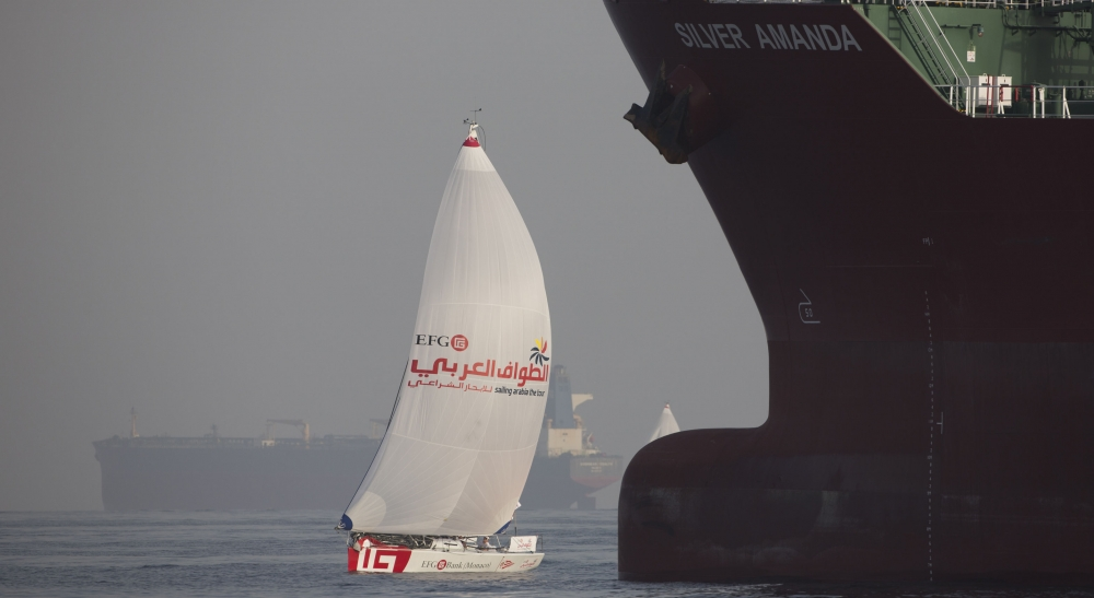 Sailing Arabia 28