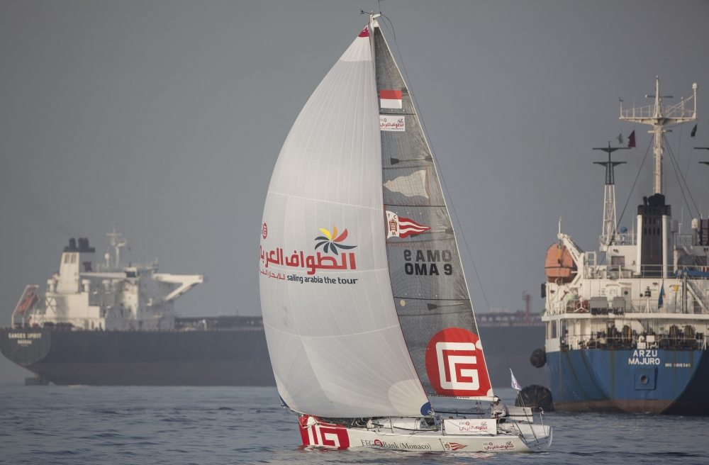 Sailing Arabia 30