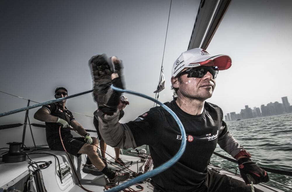 Sailing Arabia 50