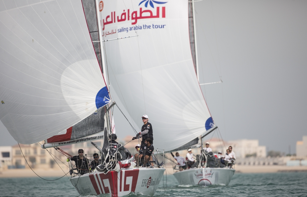 Sailing Arabia 52