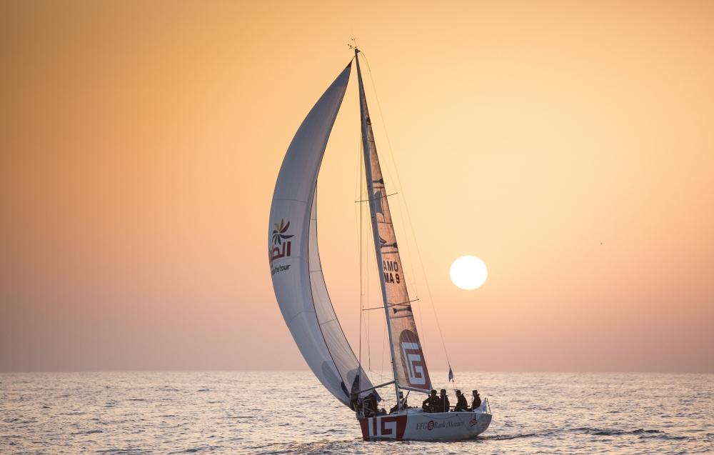Sailing Arabia 10