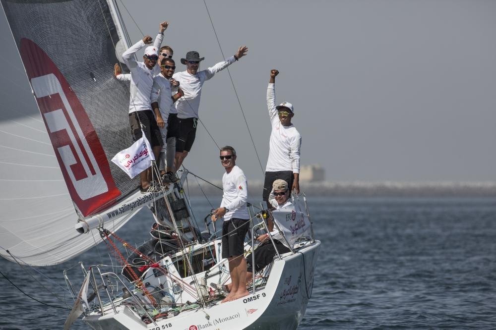 Sailing Arabia 14