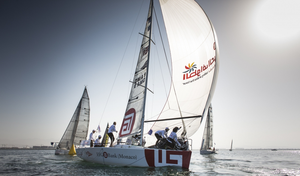 Sailing Arabia 20