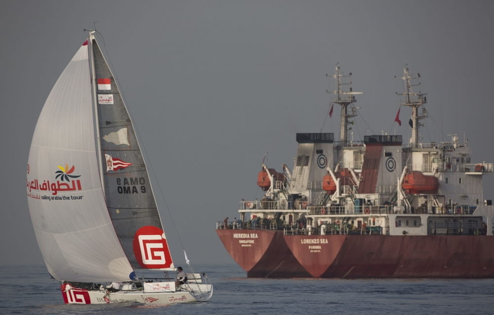 Sailing Arabia 29