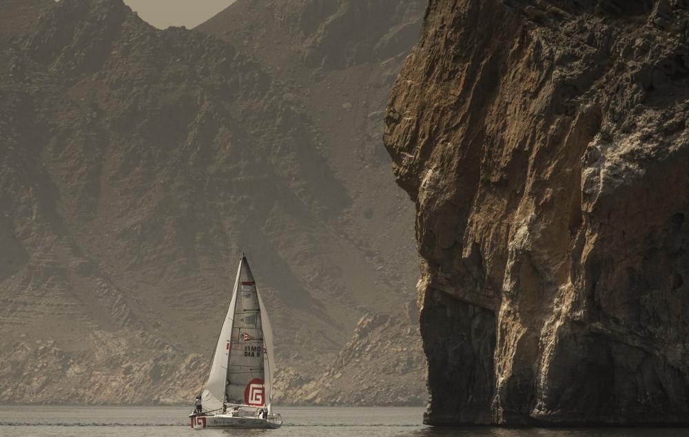 Sailing Arabia 32