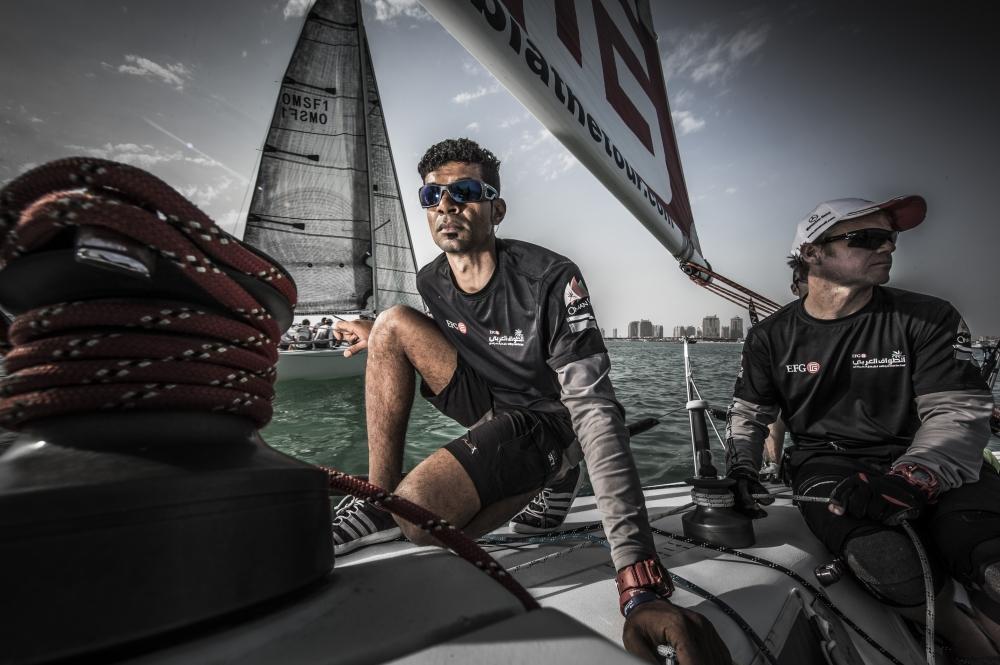 Sailing Arabia 48