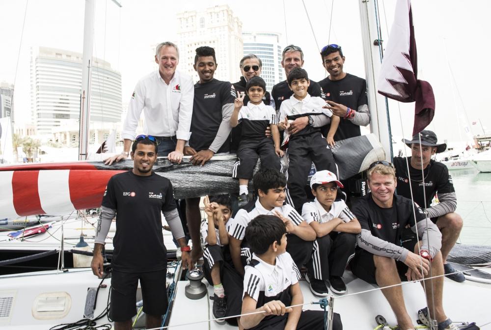 Sailing Arabia 53